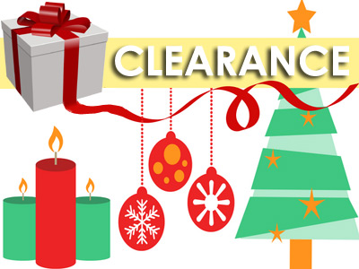 Clearance - Sales Gifts for Santa School Shoppe