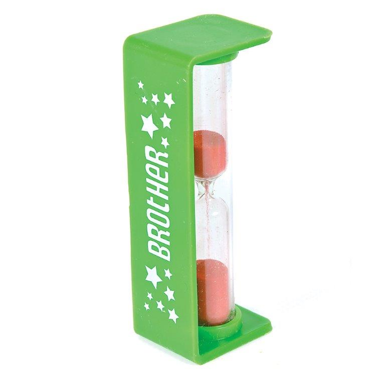 Brother Sand Timer - Brother Gifts - Buy Holiday Shop Gifts