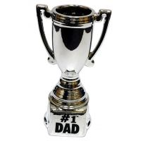 Dad Silver Trophy - Dad Gifts - Buy Holiday Shop Gifts