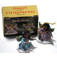 African American Angel Ornaments - Christian Gifts - Buy Holiday Shop Gifts