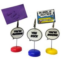 Bubble Notes Memo Clip - Gifts For Everyone Else - Buy Holiday Shop Gifts