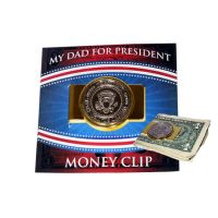 My Dad for President Money Clip - Dad Gifts - Buy Holiday Shop Gifts