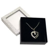 Grandma Necklace in Silver Box - Grandma Gifts - Buy Holiday Shop Gifts