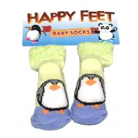 Happy Feet Baby Socks - Baby Gifts - Buy Holiday Shop Gifts