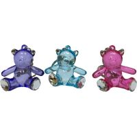 Crystal Like Bear Keychain - Gifts For Boys & Girls - Buy Holiday Shop Gifts