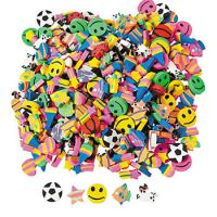 Mini Erasers - Assorted - Gifts For Boys & Girls - Buy Holiday Shop Gifts