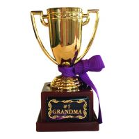 Number 1 Grandma Trophy - Grandma Gifts - Buy Holiday Shop Gifts