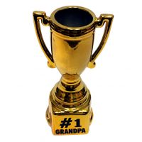 Grandpa Gold Trophy - Grandpa Gifts - Buy Holiday Shop Gifts