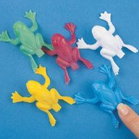 Plastic Jumping Frogs - Gifts For Boys & Girls - Buy Holiday Shop Gifts