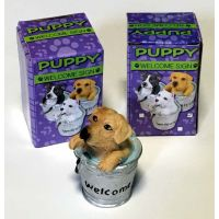 Puppy Welcome Figurine - Gifts For Everyone Else - Buy Holiday Shop Gifts
