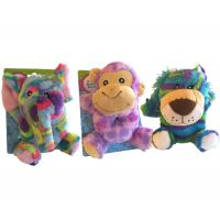 Safari Plush Animal Baby Rattle - Baby Gifts - Buy Holiday Shop Gifts