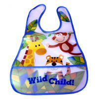 Wild Kid Pocket Baby Bib - Baby Gifts - Buy Holiday Shop Gifts