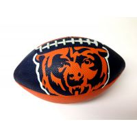 Chicago Bears NFL 7 in. Logo Football - Sports Team Logo Gifts - Buy Holiday Shop Gifts