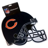 Chicago Bears Sports Team Helmet Pennant - Sports Team Logo Gifts - Buy Holiday Shop Gifts