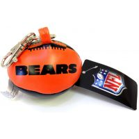 Vinyl Key Chain - Chicago Bears - Sports Team Logo Gifts - Buy Holiday Shop Gifts
