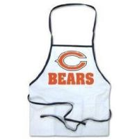 Chicago Bears - NFL Grill Apron - Sports Team Logo Gifts - Buy Holiday Shop Gifts