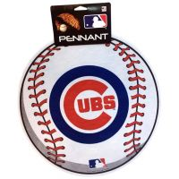 Chicago Cubs MLB Ball Pennant - Sports Team Logo Gifts - Buy Holiday Shop Gifts