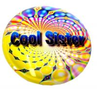 Cool Sister Stone Magnet - Sister Gifts - Buy Holiday Shop Gifts