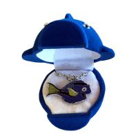 Dory Sea Life Necklace - Matching Box - Jewelry Gifts - Buy Holiday Shop Gifts