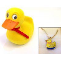 Duck Pendant - Jewelry Gifts - Buy Holiday Shop Gifts