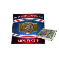 My Grandpa for President Money Clip - Grandpa Gifts - Buy Holiday Shop Gifts