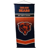 Chicago Bears NFL Team Banner - Sports Team Logo Gifts - Buy Holiday Shop Gifts