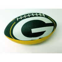 Green Bay Packers Logo Football - Sports Team Logo Gifts - Buy Holiday Shop Gifts