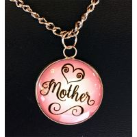 Mother Necklace on Card - Mom Gifts - Buy Holiday Shop Gifts