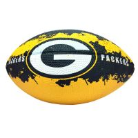 Green Bay Packers - 7 In. NFL Action Football - Sports Team Logo Gifts - Buy Holiday Shop Gifts