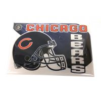 NFL Button Pin - Chicago Bears - Sports Team Logo Gifts - Buy Holiday Shop Gifts