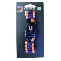 Chicago Bears NFL Survivor Bracelet - Sports Team Logo Gifts - Buy Holiday Shop Gifts