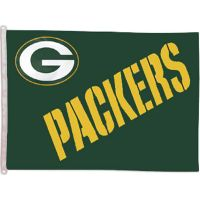 Green Bay Packers Banner Flag - Sports Team Logo Gifts - Buy Holiday Shop Gifts