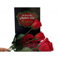 Rose Buds on Long Stems - Mom Gifts - Buy Holiday Shop Gifts