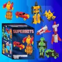 Superbots Transforming Robots