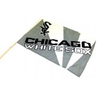 Team Flag on Stick - White Sox - Sports Team Logo Gifts - Buy Holiday Shop Gifts