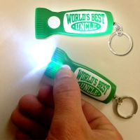 Best Uncle Flashlight Key Chain - Uncle Gifts - Buy Holiday Shop Gifts