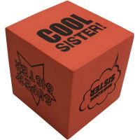 Cool Sister Foam Dice - Sister Gifts - Buy Holiday Shop Gifts