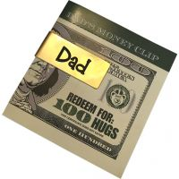 Dad Money Clip - Dad Gifts - Buy Holiday Shop Gifts