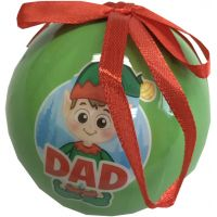 Dad Elf Ornament - Dad Gifts - Buy Holiday Shop Gifts
