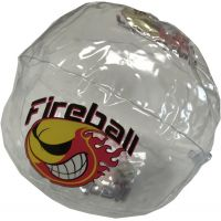 10 inch Light-up Inflatable Fire Ball - Gifts For Boys & Girls - Buy Holiday Shop Gifts