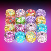 Glitter Deco Round Box - Gifts For Women - Buy Holiday Shop Gifts
