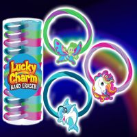 Lucky Charm Eraser Band - Gifts For Boys & Girls - Buy Holiday Shop Gifts