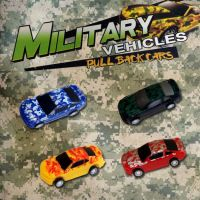 Military Pull Back Car - Gifts For Boys & Girls - Buy Holiday Shop Gifts