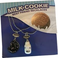 Milk & Cookie Necklace - Gifts For Boys & Girls - Buy Holiday Shop Gifts