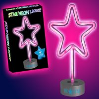 Star Neon Light in Pink - Gifts For Boys & Girls - Buy Holiday Shop Gifts