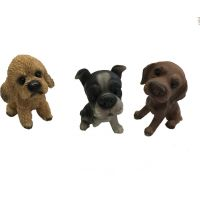 Mini Pet Dog Figurine - Gifts For Boys & Girls - Buy Holiday Shop Gifts