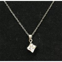 Diamond Pendant Necklace - Jewelry Gifts - Buy Holiday Shop Gifts