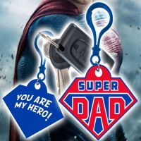 Super Dad Clip - Dad Gifts - Buy Holiday Shop Gifts