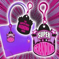 Super Grandma Clip - Grandma Gifts - Buy Holiday Shop Gifts