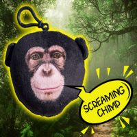 Talking Chimp Clip-on - Gifts For Boys & Girls - Buy Holiday Shop Gifts